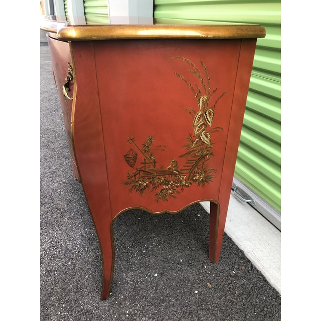 Chinoiserie Chest of Drawers by Baker Furniture For Sale - Image 12 of 13