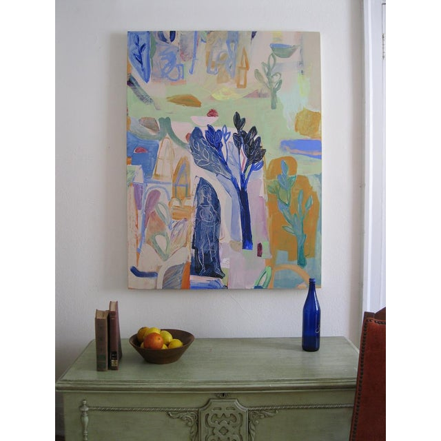 2020s Lime Tree Painting by Andrew Portwood For Sale - Image 5 of 6