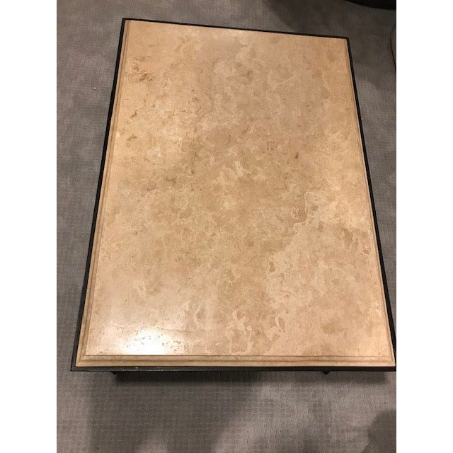 European Ebanista Cantabria Cocktail Table For Sale - Image 4 of 8