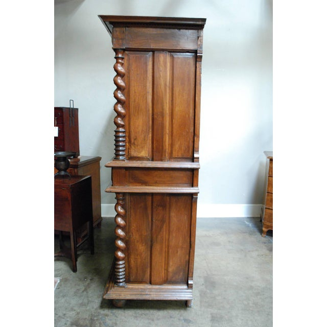 18th c. French Mulberry Cabinet For Sale - Image 4 of 6