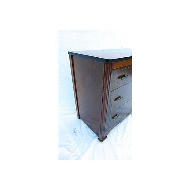 French Art Deco Style Apartment Size Dresser - Image 7 of 9