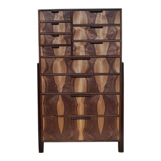 Lohr Woodworking Studio Chest of Drawers For Sale