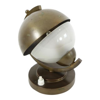 Machine Age Planet Table Lamp