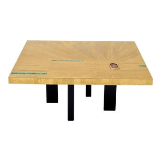 Elias Segura Pasqual Coffee Table For Sale