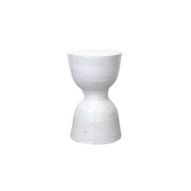 Large Tariki Ceramic Stool For Sale - Image 12 of 12