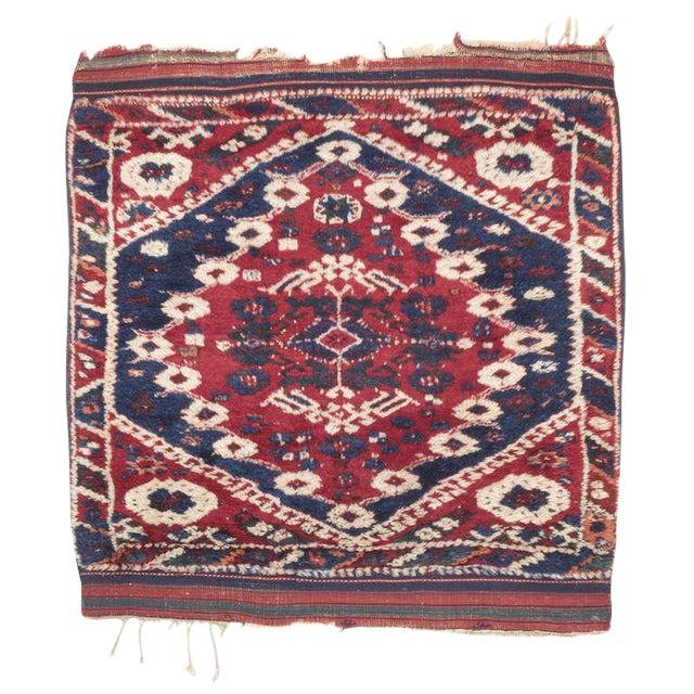 Antique Bergama Rug - Image 1 of 9
