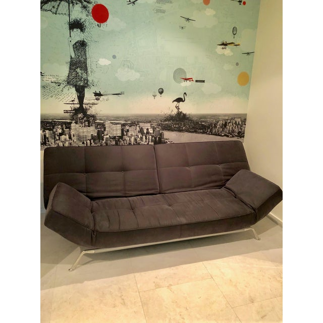 Ligne Roset Ligne Roset Smala Sofa Bed For Sale - Image 4 of 4