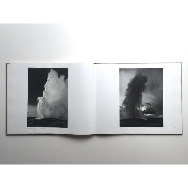 """"""" Ansel Adams Images """" Rare 1st Edition 1974 Oversized Monumental Slipcase Collector's Book For Sale - Image 12 of 13"""