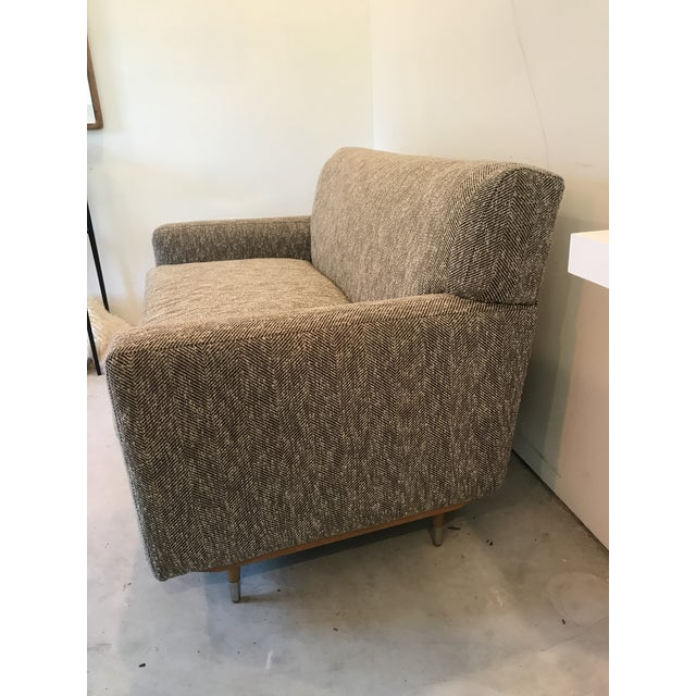 Mid-Century Modern Loveseats - A Pair For Sale In Austin - Image 6 of 7