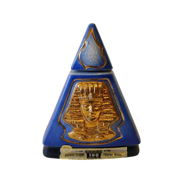 Regal China Co. Jim Beam Egyptian Pyramid Decanter - Image 1 of 9