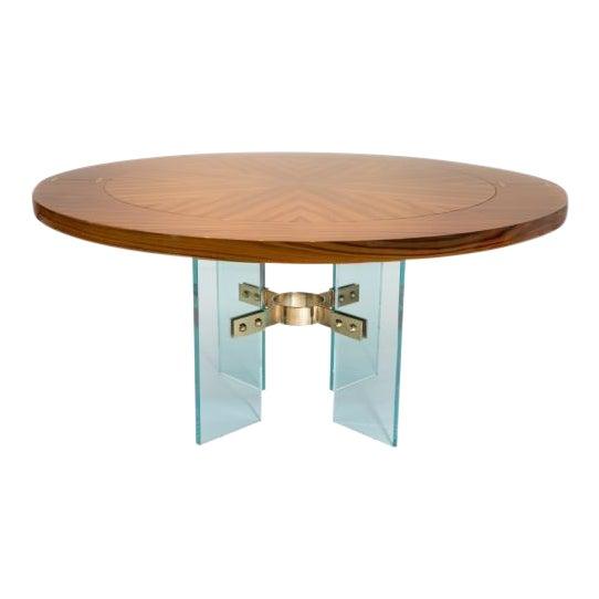 Studio Van den Akker Jules Center Dining Table - Floor Sample For Sale
