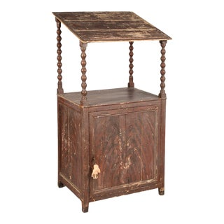 Rusit European Wood Lectern For Sale