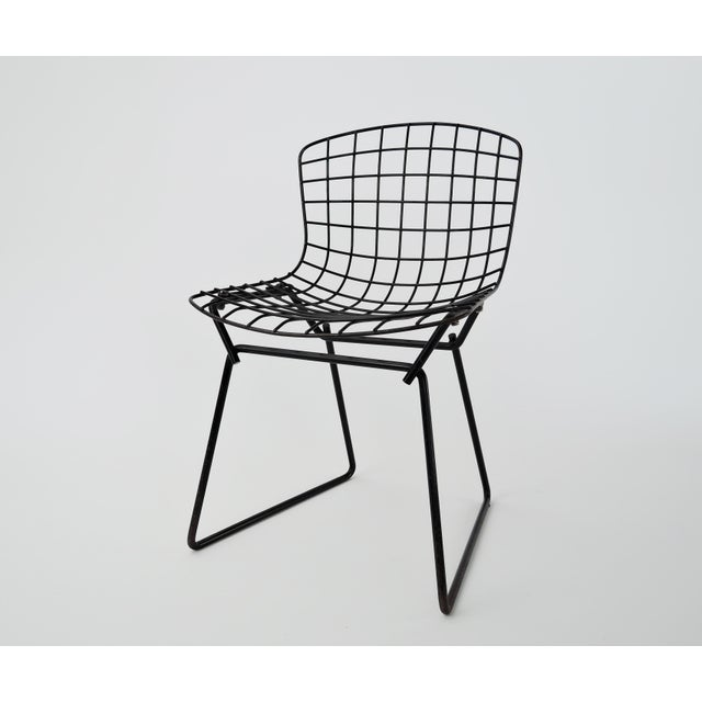Bertoia Child Chair by Harry Bertoia for Knoll, USA, 1960s. Classic mid-century design in a small version. Great for a...