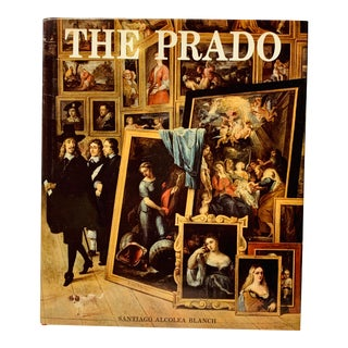 The Prado Museum Art Book For Sale