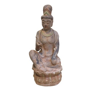 Quan Yin Sculpture For Sale