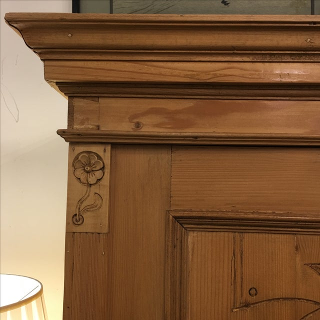 Cedar Lined Armoire - Image 8 of 10