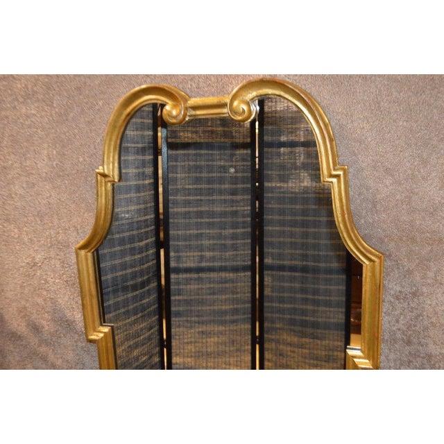 Vintage Palladio Italian Shaped Wall Mirror - Image 4 of 11