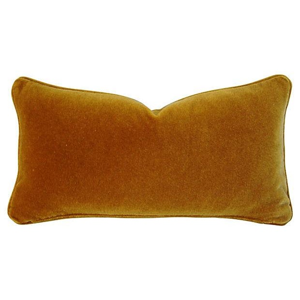 Scalamandre Le Tigre & Mohair Pillow - Image 4 of 5