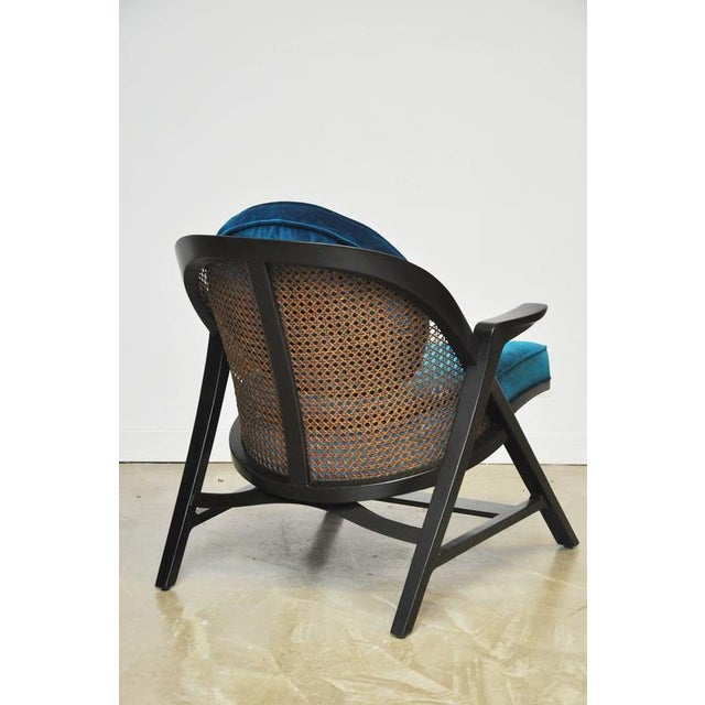 1950s Dunbar 5700a Lounge Chair by Edward Wormley For Sale - Image 5 of 6