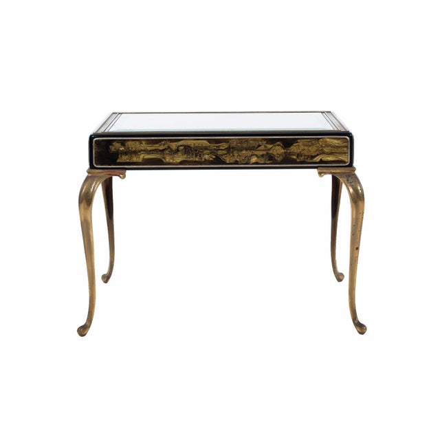 Bernhard Rohne for Mastercraft Side Table For Sale - Image 9 of 9