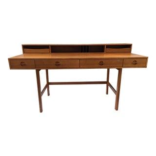 Danish Teak Desk by Peter Lovig Nielsen & Jens Quistgaard