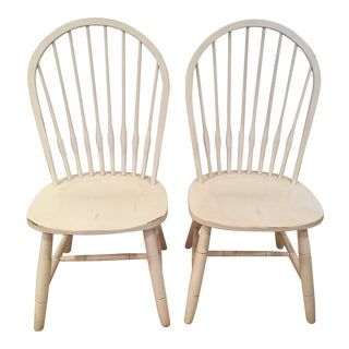 Ethan Allen Gilbert Side Chair - Pair For Sale