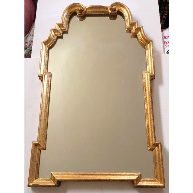 Italian Gilt Mirror For Sale - Image 4 of 4