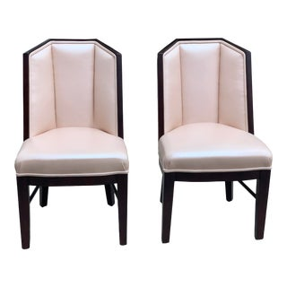 Todd Hase Branto Chair - Pair For Sale