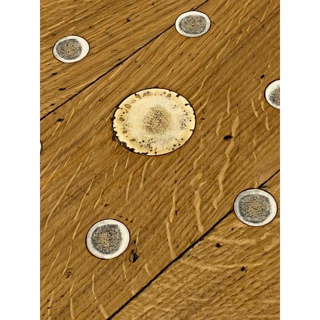 Organic Modern Antler Side Table For Sale - Image 12 of 13