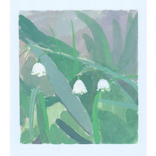 Michelle Farro Botanical Painting For Sale