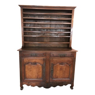 19th Century French Cherry Vasselier For Sale