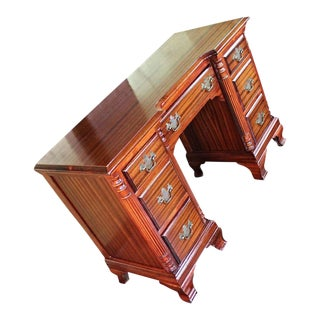 Chippendale Mahogany Vanity For Sale