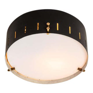 1960s Bruno Gatta Wall or Ceiling Light for Stilnovo For Sale