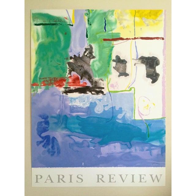 "Helen Frankenthaler Rare Ltd Edtn Hand Pulled Original Silkscreen Print "" West Wind "" 1996 For Sale - Image 13 of 13"