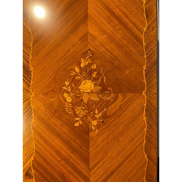 Antique Louis XV Coffee Table For Sale In Chicago - Image 6 of 8