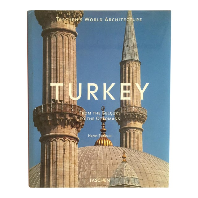 """Turkey From the Selcuks to the Ottomans "" Large Hardcover Architecture Book For Sale"