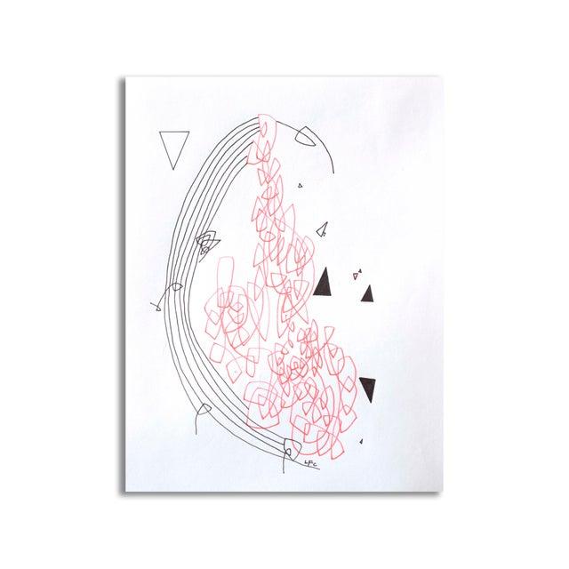 """Linda Colletta """"1988"""" Original Drawing - Image 2 of 4"""