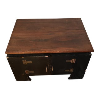 Ming-Style Coffee Table For Sale