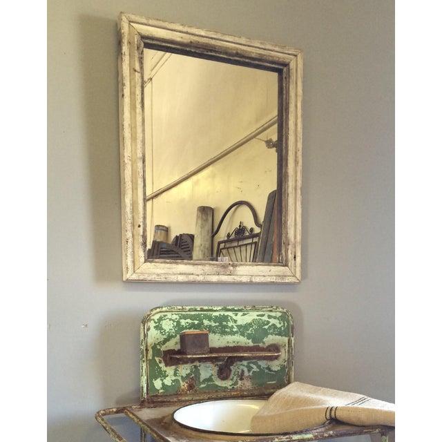 Reclaimed Window Frame Mirror - Image 4 of 4