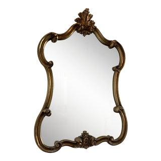 Mid-Century Carolina Mirror Company Rococo-Style Wall Mirror For Sale