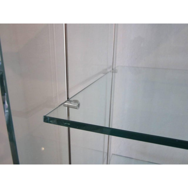 Glass Display Cabinets - A Pair - Image 5 of 11