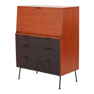 Vintage Mid Century Modern Raymond Loewy for Mengel Secretary Desk For Sale
