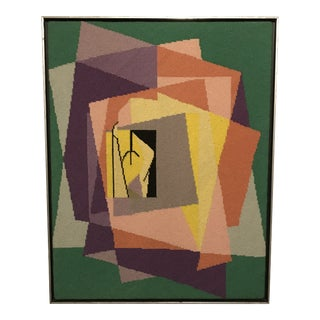 Mid Century Modern Abstract Art For Sale