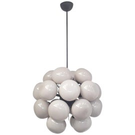 Image of Gray Chandeliers