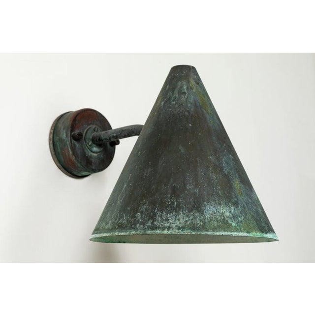 1950s Hans-Agne Jakobsson 'Tratten' Outdoor Sconces For Sale - Image 13 of 13