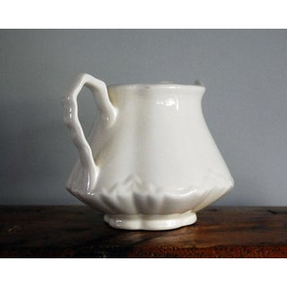 1950s Vintage Shabby Chic Floral Pitcher Preview