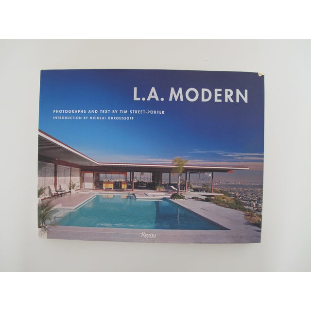 L.A. Modern by Tim Street-Porter. Rizzoli, New York, NY, 2008. Dust jacket in tact. Very beautiful and comprehensive...