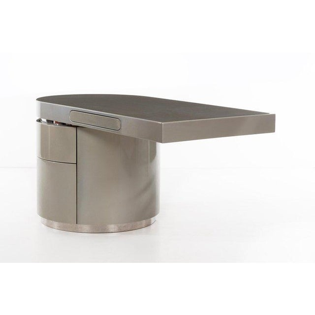 "J. Wade Beam ""Ponte"" Desk For Sale In New York - Image 6 of 9"
