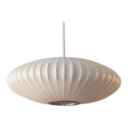Vintage George Nelson Bubble Lamp For Sale