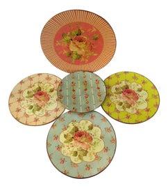 Image of Paper Decorative Plates